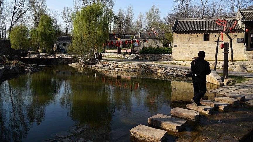 Çin'in 1000 yıllık Shangjiushan Köyü