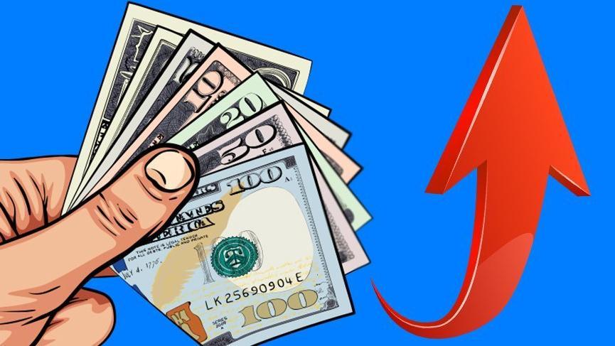 Dolarda yükseliş devam ediyor… Dolar ne kadar oldu? 24 Nisan dolar kuru…