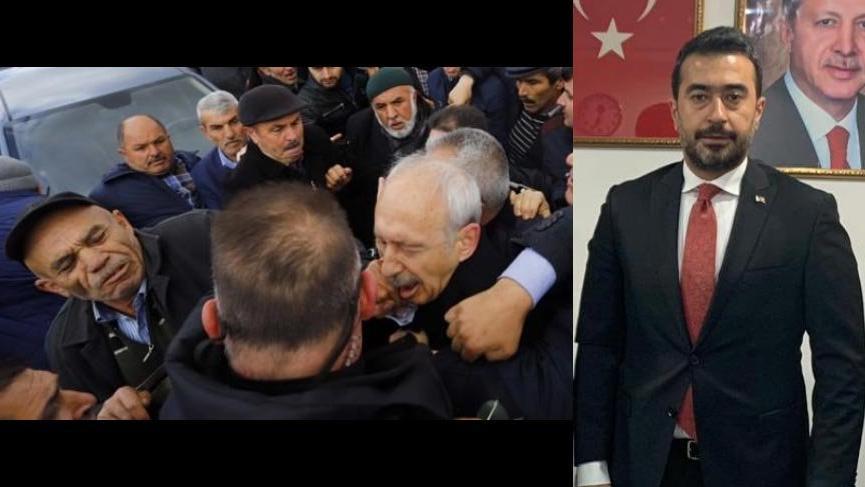 AKP'li başkandan tepki çeken paylaşım