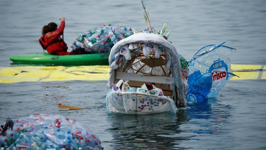 Greenpeace'ten korkutan rapor: Çin'in plastik atıklarının yeni adresi Türkiye