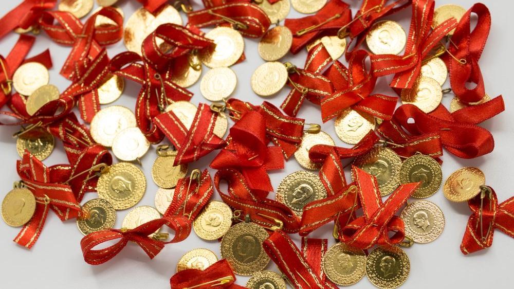 Altın fiyatlarında artış durdurulamıyor! İşte gram ve çeyrek altın fiyatları...
