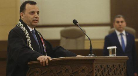 Anayasa Mahkemesi Başkanı Arslan: Hâkim ve savcılar baskı ve tesiri kayıtsız şartsız reddederler