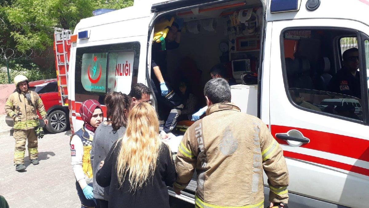 İstanbul'da bir okulda deney sırasında patlama