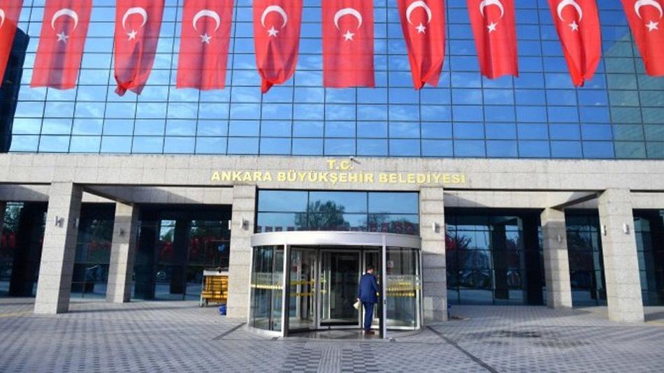 Ankara'ya T.C. geldi