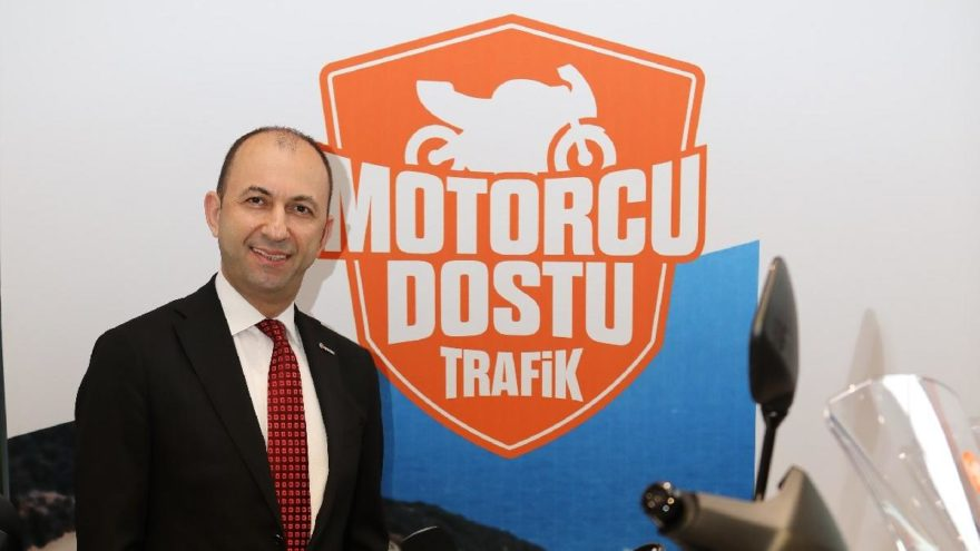 """""""Motorcu Dostu Trafik"""" projesinde ikinci etap başlıyor"""