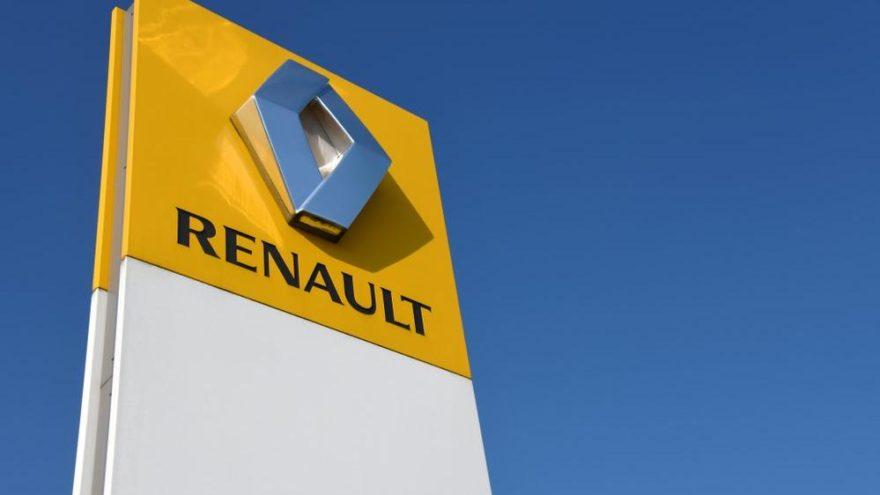 Renault Grubu ilk çeyrekte 12.5 milyar Euro ciro yaptı