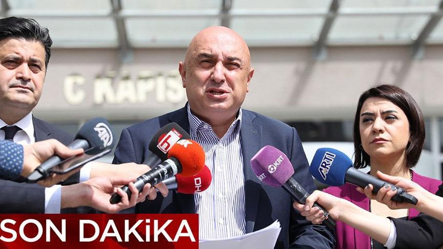 CHP'den İçişleri Bakanı Soylu için suç duyurusu