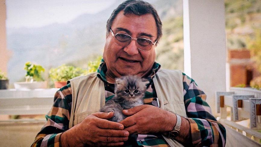 Karikatürist Sunder Erdoğan, hayatını kaybetti