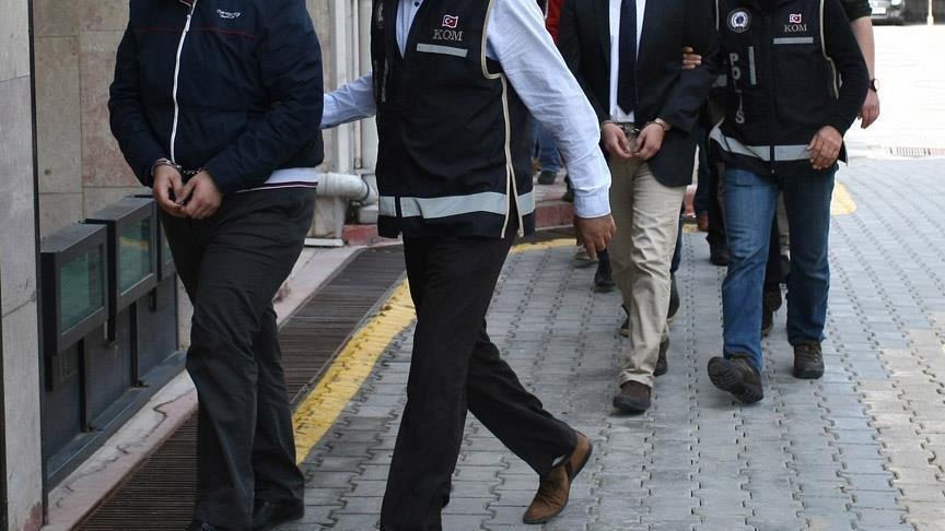 210 askeri personel hakkında gözaltı kararı