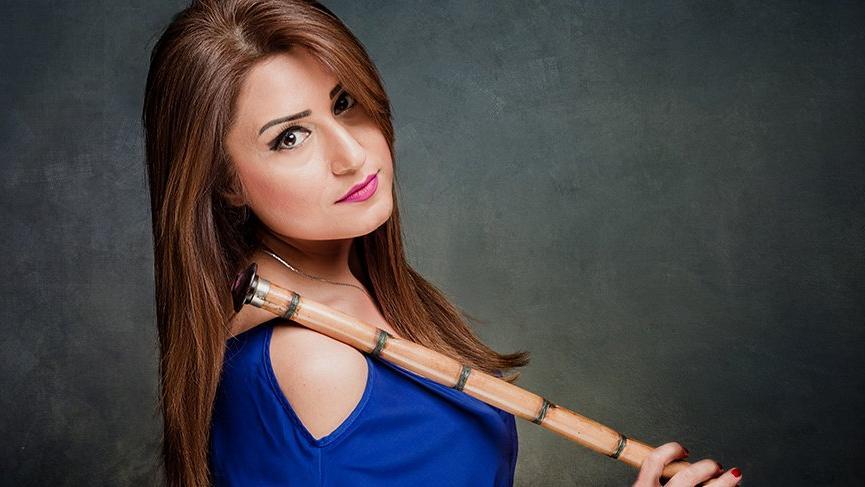 Kadın neyzen Burcu Karadağ: Ney sesi öfke, kaygı ve kızgınlığı azaltıyor
