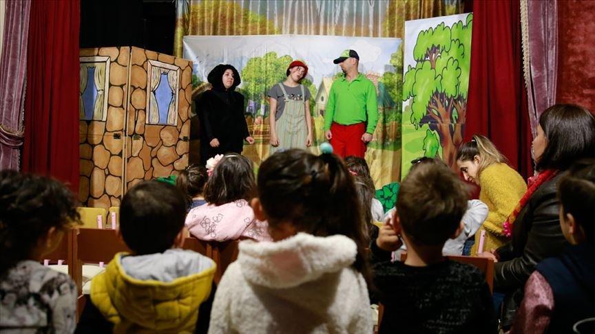 35 yıllık çocuk tiyatrosu ayakta kalma mücadelesi veriyor