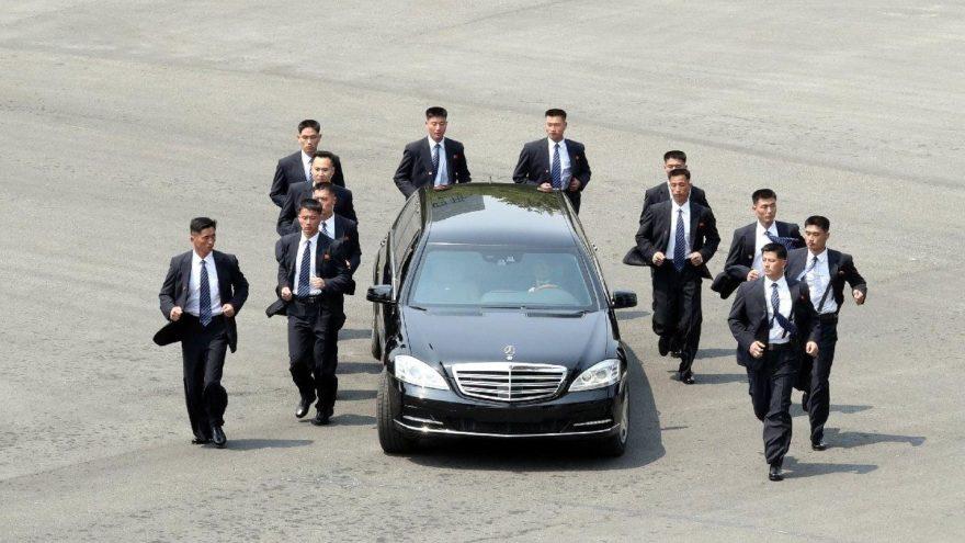 Kuzey Kore liderinin Mercedes otomobilleri nereden geldi?