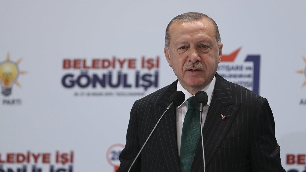 Son dakika... Erdoğan'dan 'yeni parti' iddialarına sert yorum