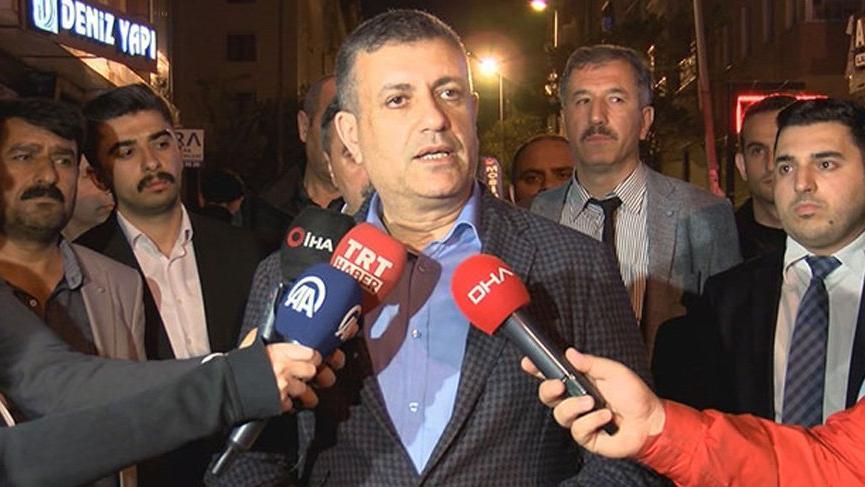 Son dakika haberi... Esenyurt Belediye Başkanı Bozkurt: Bu gece de evlere girilmeyecek