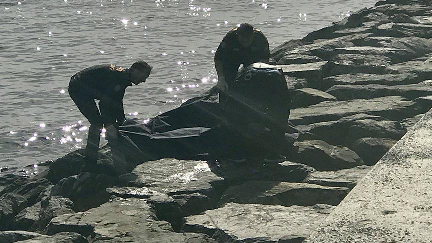 Zeytinburnu'nda denizden ceset çıktı!