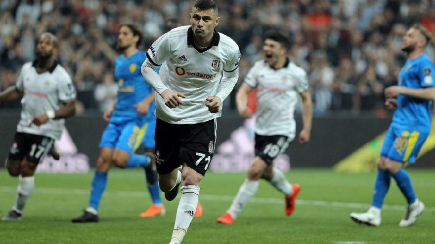 MAÇ ÖZETİ: Beşiktaş Ankaragücü maç özeti izle! Şenol Güneş'in en uzun galibiyet serisi!