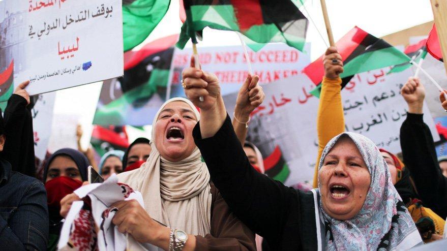 Libya Ulusal Mutabakat Hükümeti'nden BM'ye tepki