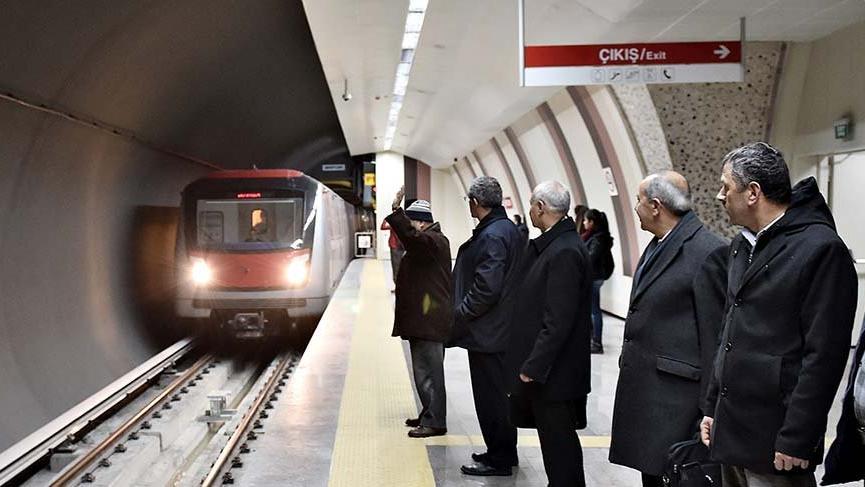 Ankara metrosunda sabah kâbusu