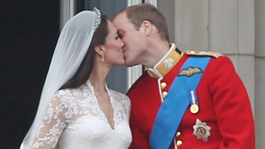 Kate Middleton ve Prens William bugün 8'inci evlilik yıldönümlerini kutluyor