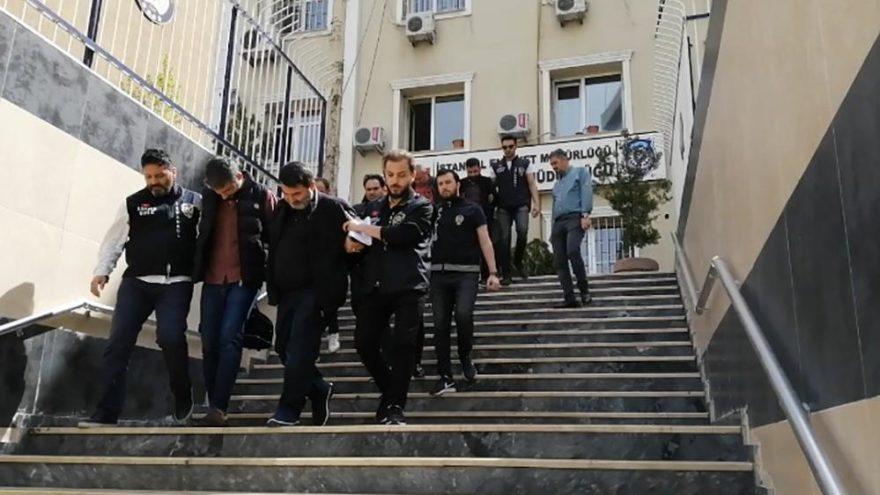 EFT çetesi çökertildi: 12 kişi gözaltında