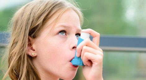 'Türkiye'de her 7 çocuktan biri astım hastası'