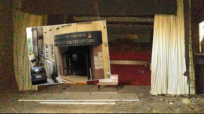 İmamoğlu'ndan Muammer Karaca Tiyatrosu müjdesi