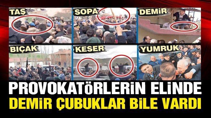 Kılıçdaroğlu'na linç girişiminin perde arkası...