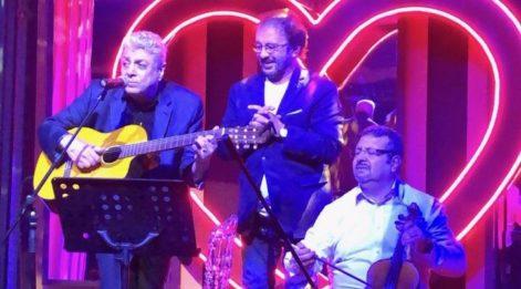 Enrico Macias, 58 yıl sonra aynı sahnede
