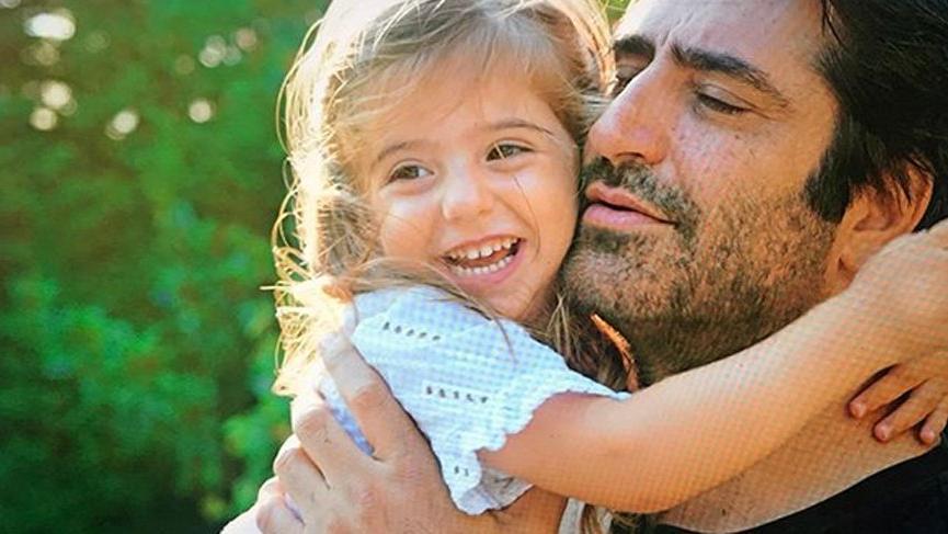 Mahsun Kırmızıgül kızı Lavin'in doğum gününü kutladı