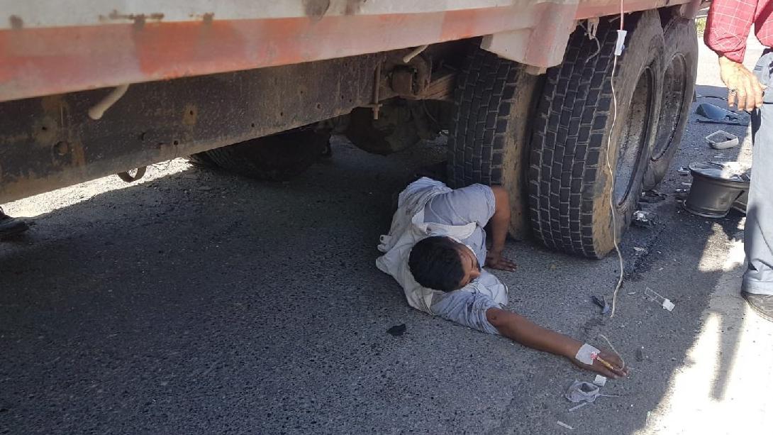İstanbul'da TEM'de feci kaza: Yaralananlar var