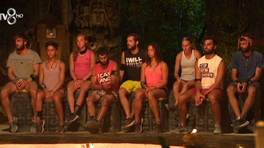 Survivor son bölümde kim elendi, kim gitti? İşte Survivor'a veda eden isim…