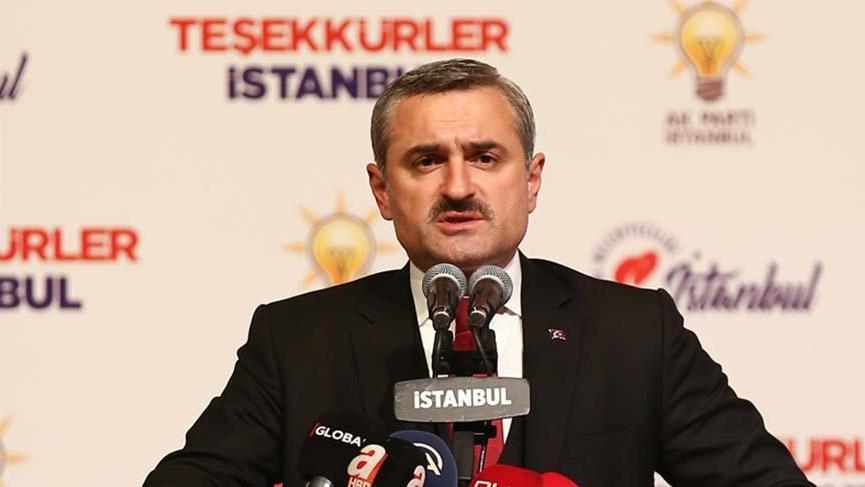 AKP itiraz sürecini başlattı