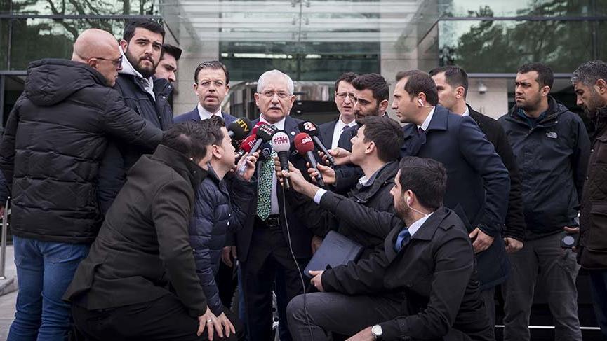 Son dakika... YSK Başkanı'ndan 'itiraz' açıklaması