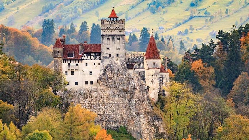 Kont Dracula'nın Kalesi