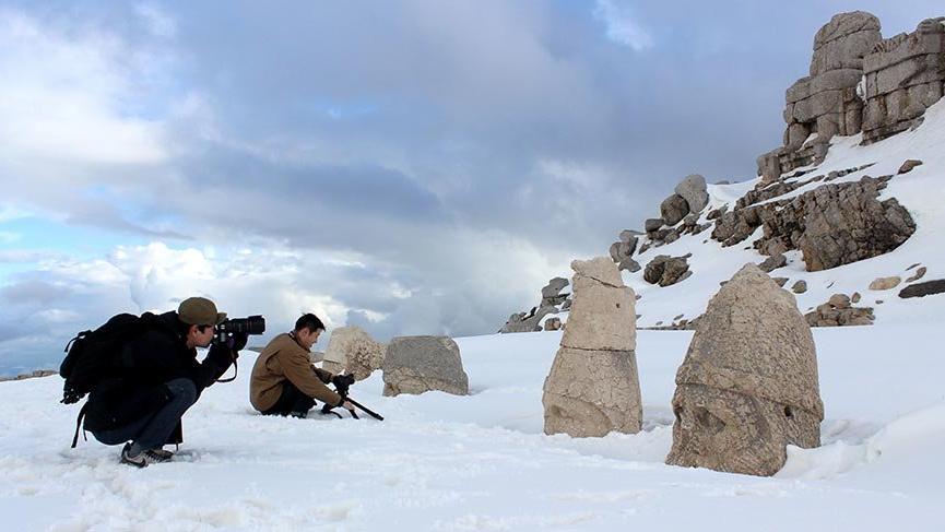 Güney Koreli fotoğrafçı ve blogger'lar Adıyaman'ı fotoğrafladı
