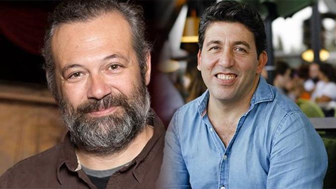 31 Mart Yerel Seçimleri'nde aday olan Levent Üzümcü ve Emre Kınay, sozcu.com.tr'ye konuştu