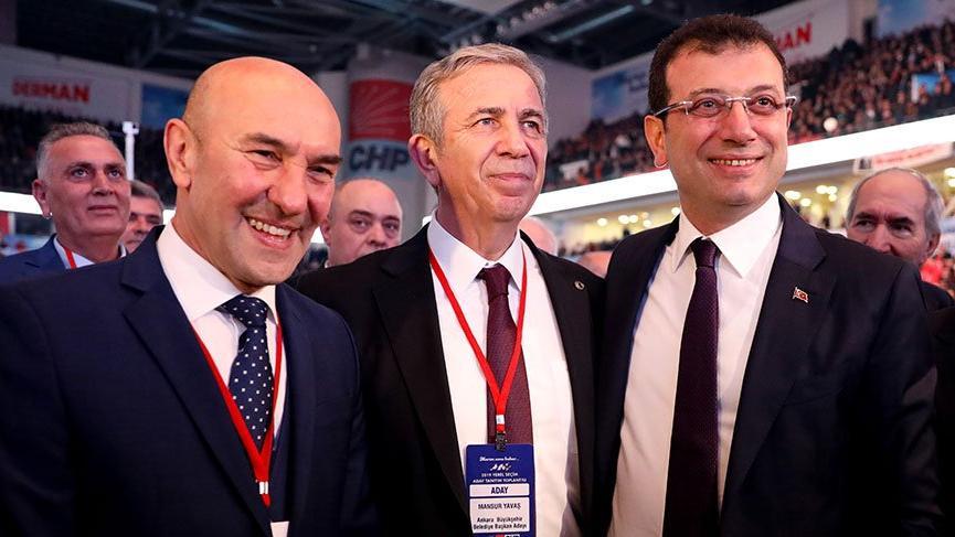CHP Türkiye'nin yarısını yönetecek