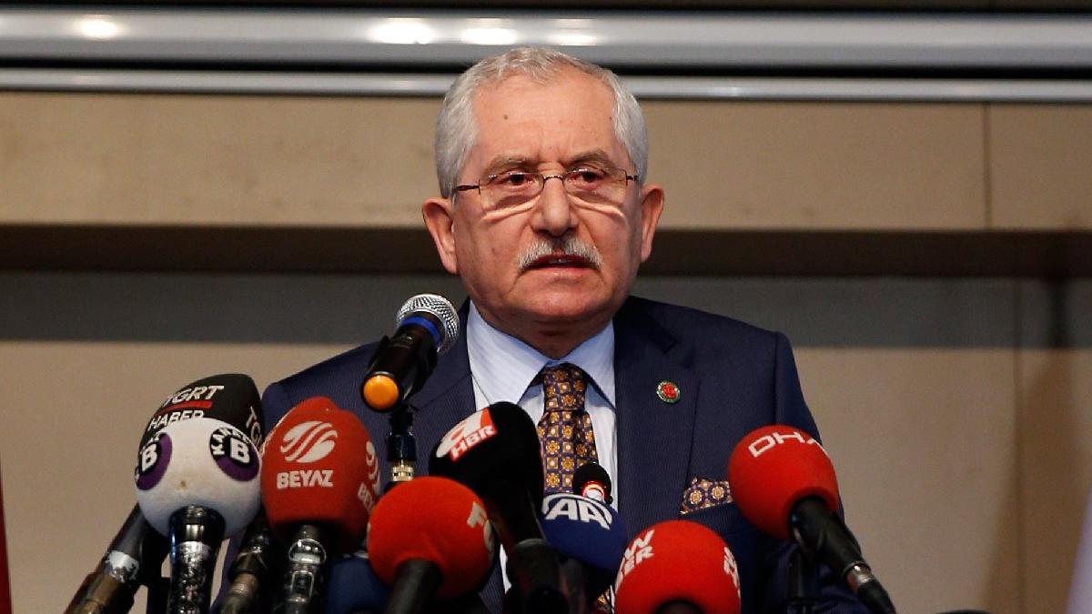 YSK Başkanı açıkladı! İstanbul seçim sonuçlarına göre Ekrem İmamoğlu önde!