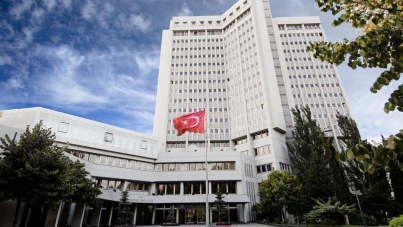 Türkiye'den ABD'nin Dini Özgürlükler Raporu'na FETÖ tepkisi
