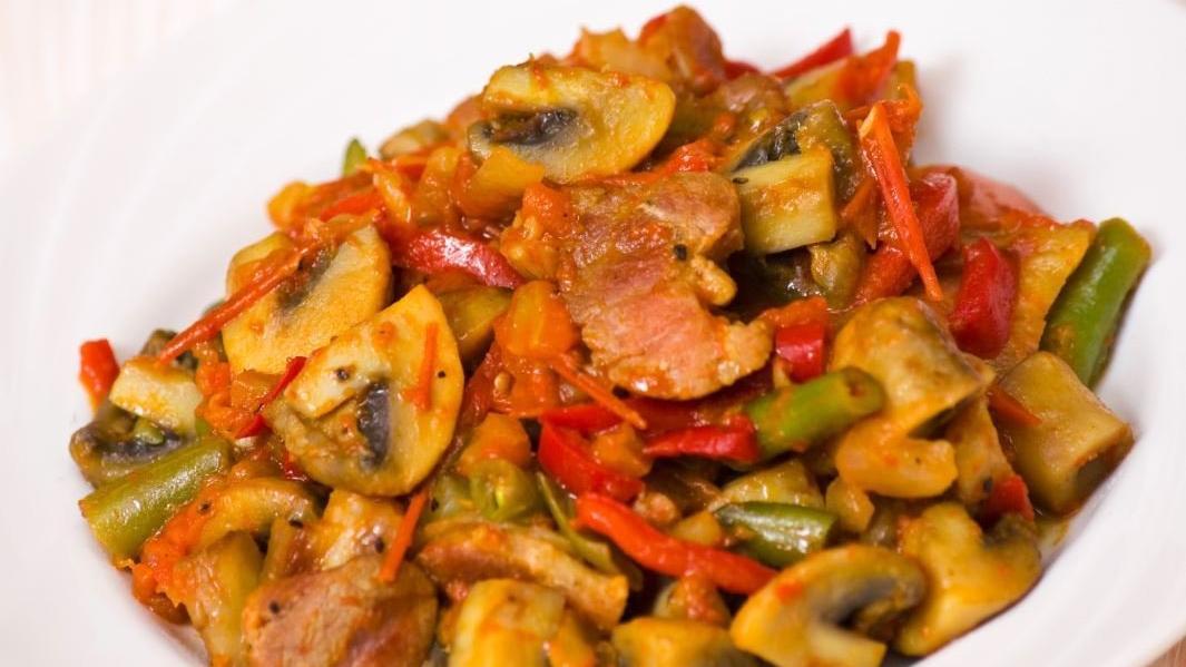 Mantarlı tavuk sote tarifi: Mantarlı tavuk sote nasıl yapılır?
