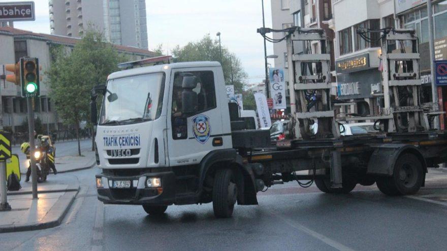1 Mayıs sebebiyle yollar kapatıldı! İstanbul'da hangi yollar kapalı?