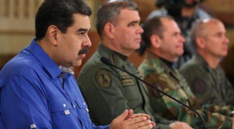 ABD'den Maduro iddiası: Ruslar ikna etti