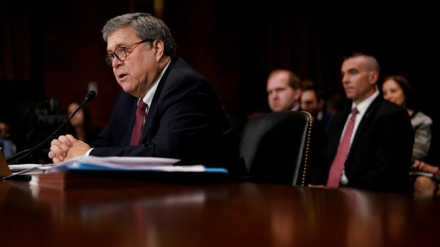 ABD Adalet Bakanı, kritik rapor hakkında savunma yaptı