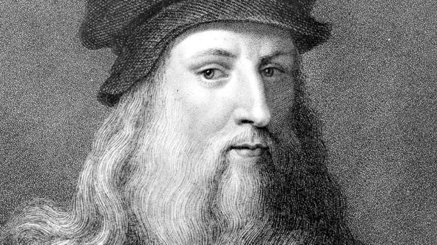 Leonardo da Vinci kimdir? Ölümünün 500. yılında Leonardo Da Vinci'nin hayatı…