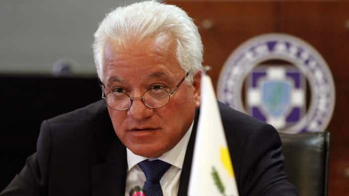 Güney Kıbrıs'ta seri katil istifası! Adalet Bakanı görevi bıraktı