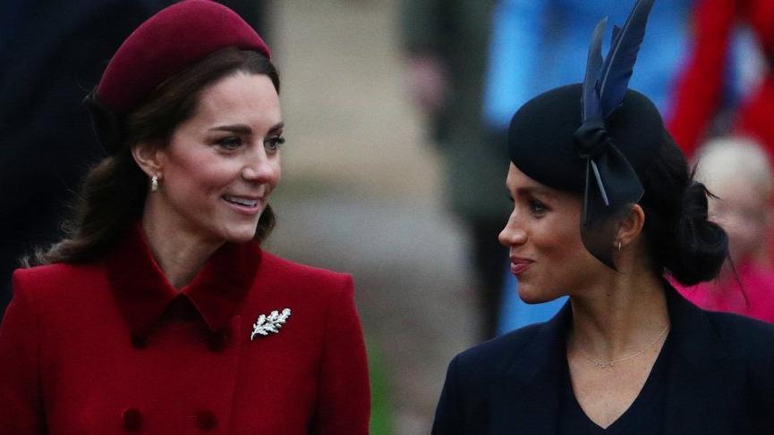 Meghan Markle, Kate Middleton'ı Instagram'da takip etmeyi bıraktı