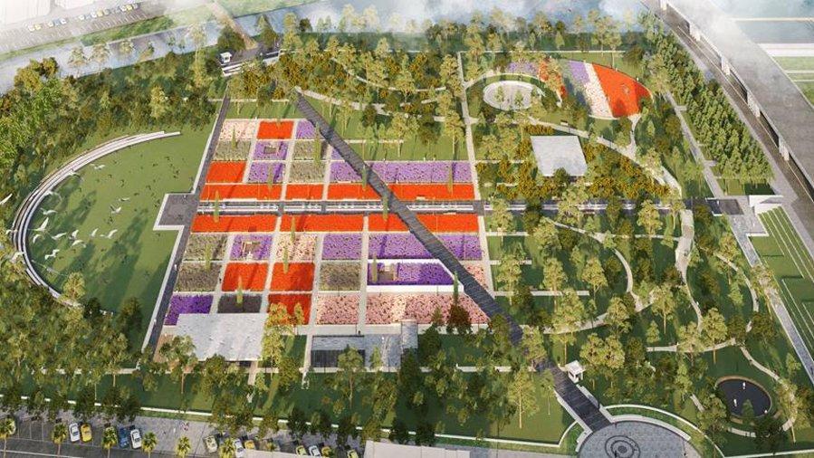 Mersin'deki Millet Bahçesi ihalesi iptal