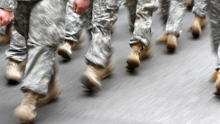 ABD ordusunda skandal rapor! 20 bin asker cinsel tacize uğramış