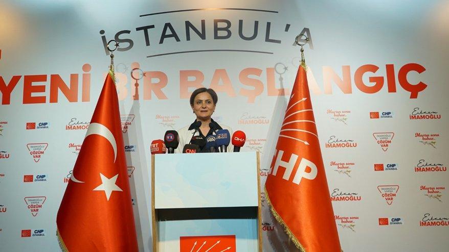 Kaftancıoğlu: '3-5 kişi istiyor diye seçim iptal edilmez'