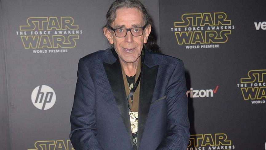 Yıldız Savaşları'nın oyuncusu Peter Mayhew hayata gözlerini yumdu